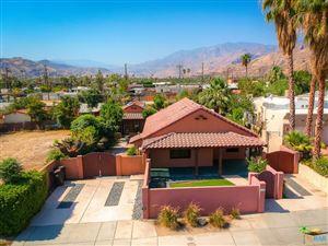 Photo of 611 East CAMINO PAROCELA, Palm Springs, CA 92264 (MLS # 17246824PS)