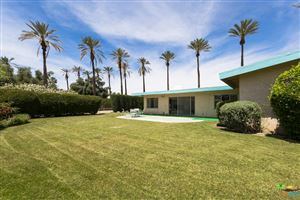Photo of 72200 VALLAT Road, Rancho Mirage, CA 92270 (MLS # 17253784PS)
