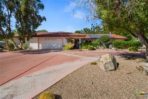 Photo of 2114 East BELDING Drive, Palm Springs, CA 92262 (MLS # 17272004PS)