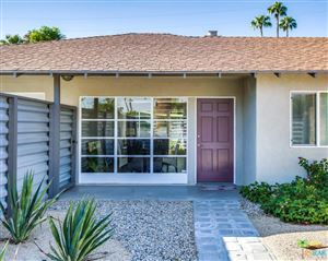 Photo of 3767 East SUNNY DUNES Road, Palm Springs, CA 92264 (MLS # 17272174PS)