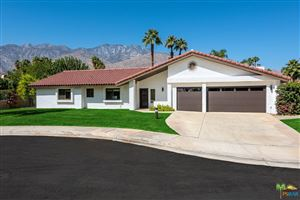 Photo of 1587 South SAN JOAQUIN Drive, Palm Springs, CA 92264 (MLS # 17273564PS)