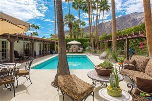 Photo of 1143 North ROSE Avenue, Palm Springs, CA 92262 (MLS # 17279714PS)