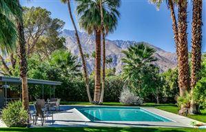 Photo of 780 East PASEO EL MIRADOR, Palm Springs, CA 92262 (MLS # 17286284PS)