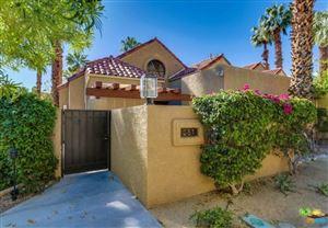 Photo of 251 CANYON Circle, Palm Springs, CA 92264 (MLS # 17288934PS)