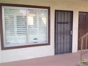 Photo of 9643 SPYGLASS Avenue #39, Desert Hot Springs, CA 92240 (MLS # 17290504PS)
