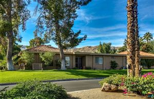 Photo of 29 MALAGA Drive, Rancho Mirage, CA 92270 (MLS # 17290964PS)