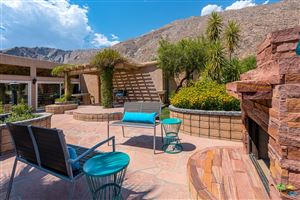 Photo of 575 South FERN CANYON Drive, Palm Springs, CA 92264 (MLS # 17297604PS)