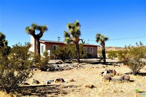 Photo of 59811 SHARP Terrace, Joshua Tree, CA 92252 (MLS # 18318384PS)