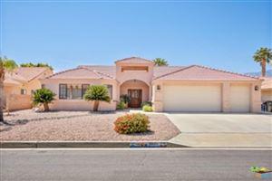 Photo of 9021 WARWICK Drive, Desert Hot Springs, CA 92240 (MLS # 18334774PS)