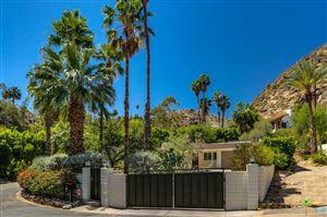 Photo of 2165 South CAMINO BARRANCA, Palm Springs, CA 92264 (MLS # 18343464PS)