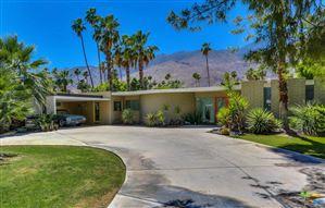 Photo of 1061 South SAGEBRUSH Road, Palm Springs, CA 92264 (MLS # 18344394PS)