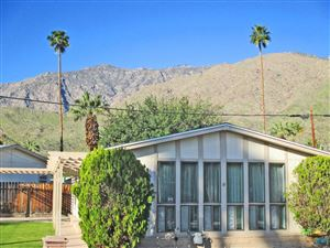 Photo of 129 MECCA Street, Palm Springs, CA 92264 (MLS # 19444274PS)