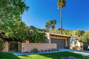 Photo of 1583 REDFORD Drive #A, Palm Springs, CA 92264 (MLS # 19444284PS)