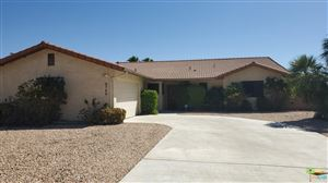 Photo of 9760 CAPILAND Road, Desert Hot Springs, CA 92240 (MLS # 19509754PS)