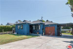 Photo of 11906 BRAY Street, Culver City, CA 90230 (MLS # 19507500)