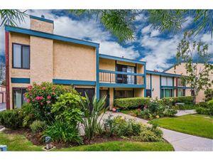 Photo of 16741 VANOWEN Street #H, Lake Balboa, CA 91406 (MLS # SR18119500)