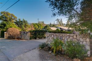 Photo of 420 CRUZERO Street, Ojai, CA 93023 (MLS # 218001502)