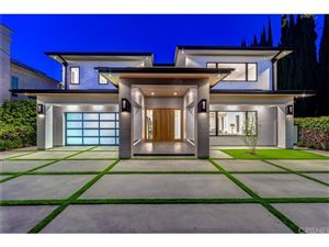 Photo of 5104 WOODLEY Avenue, Encino, CA 91436 (MLS # SR18138502)