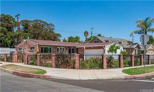 Photo of 11632 BABBITT Avenue, Granada Hills, CA 91344 (MLS # SR19210502)