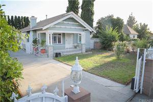 Photo of 14322 HAYNES Street, Van Nuys, CA 91401 (MLS # SR19217502)