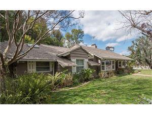 Photo of 17967 BORIS Drive, Encino, CA 91316 (MLS # SR18054503)
