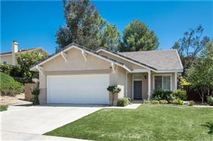 Photo of 26809 GROMMON Way, Canyon Country, CA 91351 (MLS # SR19197503)