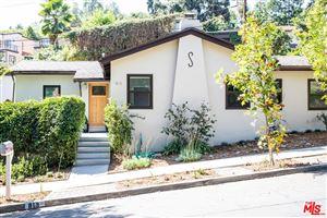 Photo of 813 SUMMIT Drive, South Pasadena, CA 91030 (MLS # 19511504)