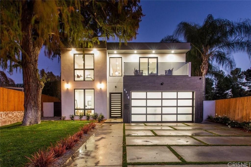 Photo of 4706 KATHERINE Avenue, Sherman Oaks, CA 91423 (MLS # SR20031504)