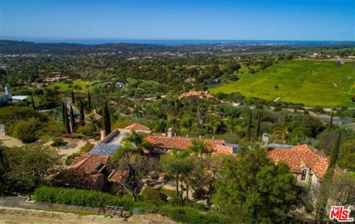 Photo of 3756 FOOTHILL Road, Santa Barbara, CA 93105 (MLS # 19524506)