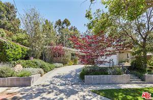 Photo of 954 BIENVENEDA Avenue, Pacific Palisades, CA 90272 (MLS # 18345510)