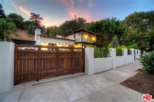 Photo of 2041 OUTPOST Drive, Los Angeles , CA 90068 (MLS # 18394510)