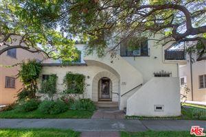 Photo of 351 North SIERRA BONITA Avenue, Los Angeles , CA 90036 (MLS # 19491510)