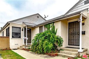Photo of 2907 OBAMA Boulevard, Los Angeles , CA 90018 (MLS # 19491512)