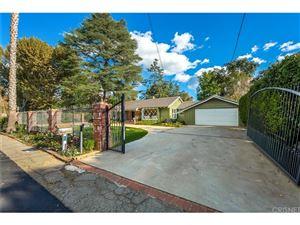 Photo of 23384 OSTRONIC Drive, Woodland Hills, CA 91367 (MLS # SR17243512)
