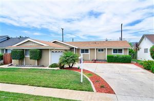 Photo of 2169 SHERBORNE Street, Camarillo, CA 93010 (MLS # 218007514)