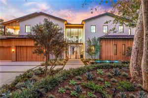 Photo of 3904 VALLEY MEADOW Road, Encino, CA 91436 (MLS # SR19210515)