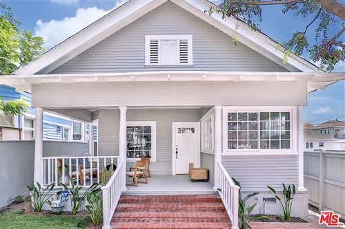 Photo of 100 DUDLEY Avenue, Venice, CA 90291 (MLS # 19503516)