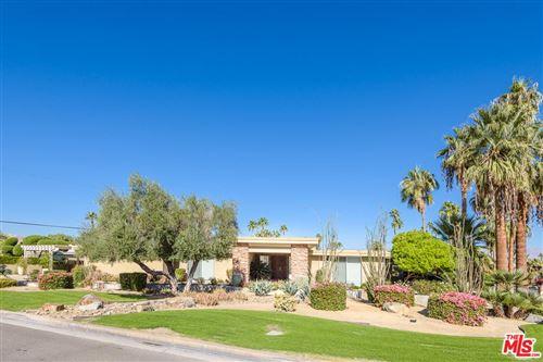 Photo of 73060 JOSHUA TREE Street, Palm Desert, CA 92260 (MLS # 19531516)