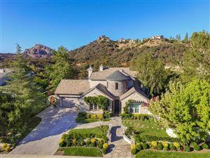 Photo of 1561 SYCAMORE CANYON Drive, Westlake Village, CA 91361 (MLS # 218000517)