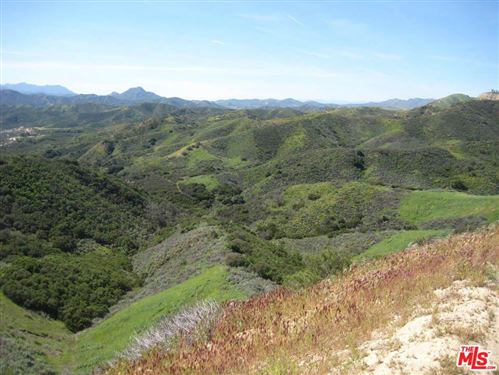 Photo of 0 DRY CANYON COLD CREEK, Calabasas, CA 91302 (MLS # 17213518)