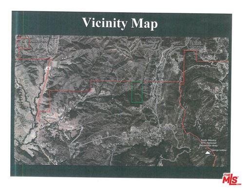 Tiny photo for 0 DRY CANYON COLD CREEK, Calabasas, CA 91302 (MLS # 17213518)