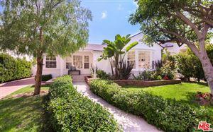 Photo of 1110 HARVARD Street, Santa Monica, CA 90403 (MLS # 19487518)
