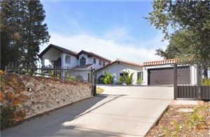 Photo of 5439 FAIRVIEW Place, Agoura Hills, CA 91301 (MLS # SR19195518)