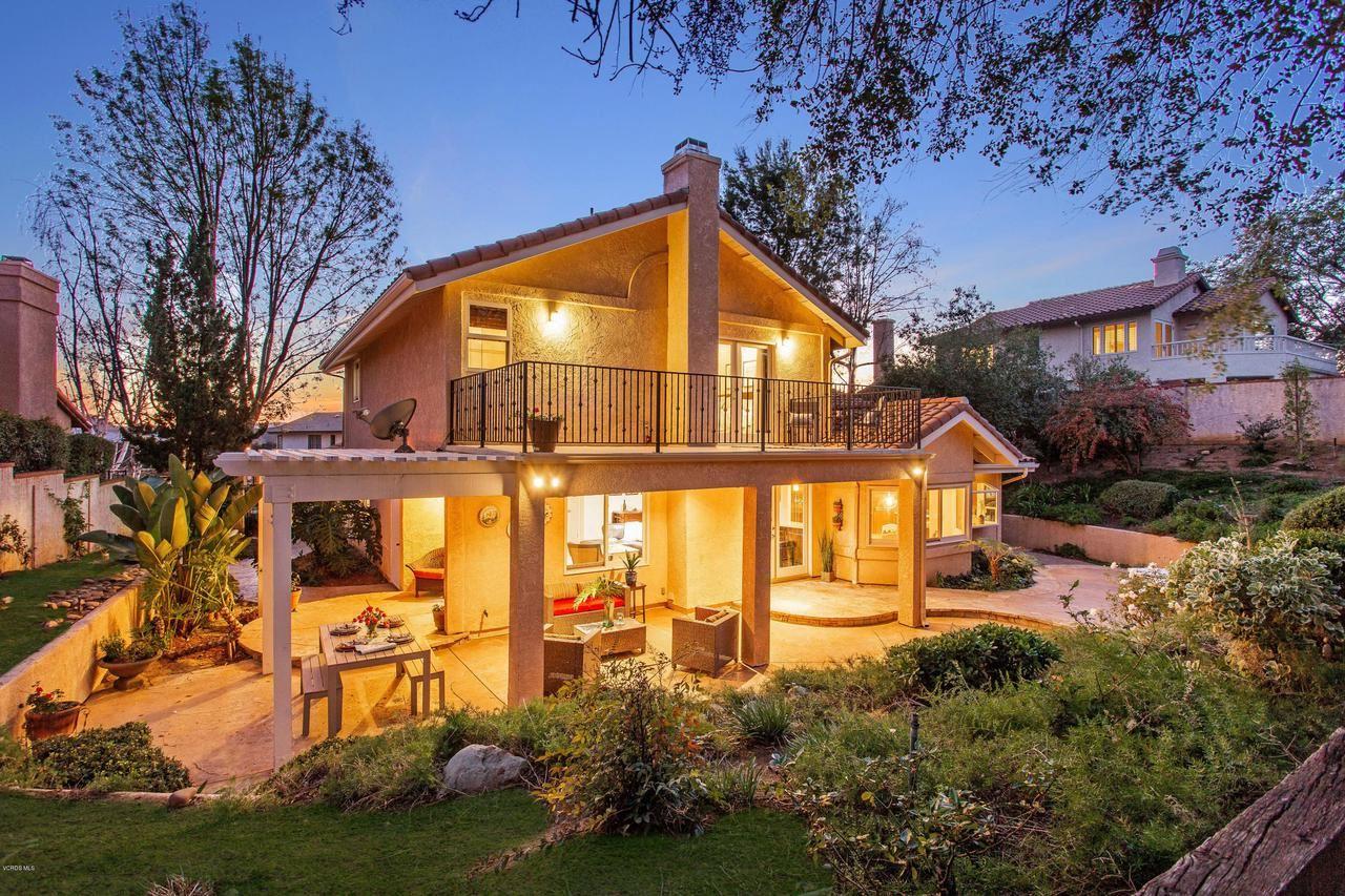 4501 RAYBURN Street, Westlake Village, CA 91362 - #: 220001519