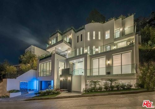 Photo of 9459 BEVERLY CREST Drive, Beverly Hills, CA 90210 (MLS # 20547520)