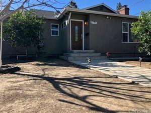 Photo of 21334 PROVIDENCIA Street, Woodland Hills, CA 91364 (MLS # SR18039520)