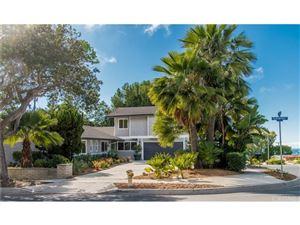 Photo of 6904 BEECHFIELD Drive, Rancho Palos Verdes, CA 90275 (MLS # SR18240520)