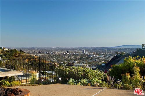 Photo of 2129 MOUNT OLYMPUS Drive, Los Angeles , CA 90046 (MLS # 19513522)