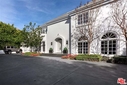 Photo of 820 North WHITTIER Drive, Beverly Hills, CA 90210 (MLS # 20552524)