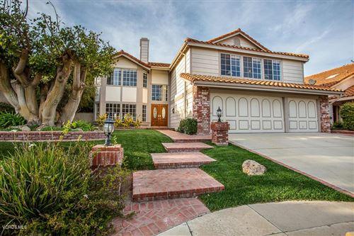 Photo of 3375 MONTAGNE Way, Thousand Oaks, CA 91362 (MLS # 220001524)